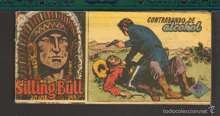 Tebeos: TEBEOS-COMICS CANDY - SITTING BULL - HISPANOAMERICANA 1951 - COMPLETA - ORIGINAL - *BB99 - Foto 8 - 58328372
