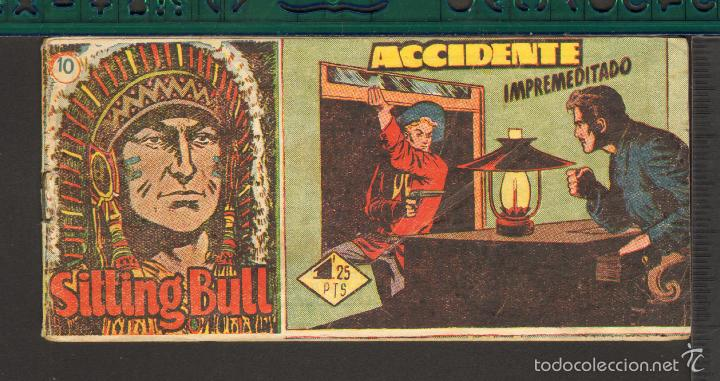 Tebeos: TEBEOS-COMICS CANDY - SITTING BULL - HISPANOAMERICANA 1951 - COMPLETA - ORIGINAL - *BB99 - Foto 10 - 58328372