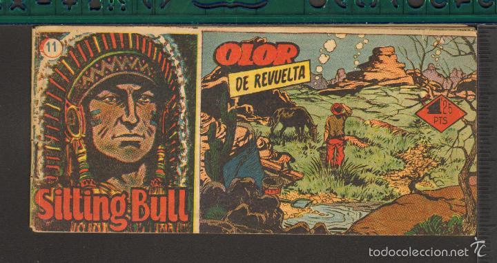 Tebeos: TEBEOS-COMICS CANDY - SITTING BULL - HISPANOAMERICANA 1951 - COMPLETA - ORIGINAL - *BB99 - Foto 11 - 58328372