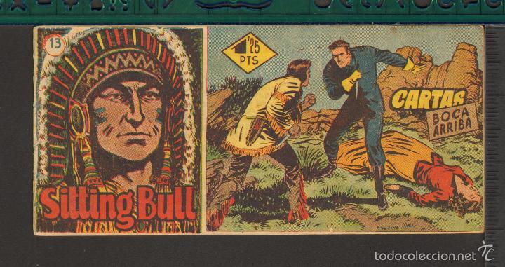 Tebeos: TEBEOS-COMICS CANDY - SITTING BULL - HISPANOAMERICANA 1951 - COMPLETA - ORIGINAL - *BB99 - Foto 13 - 58328372