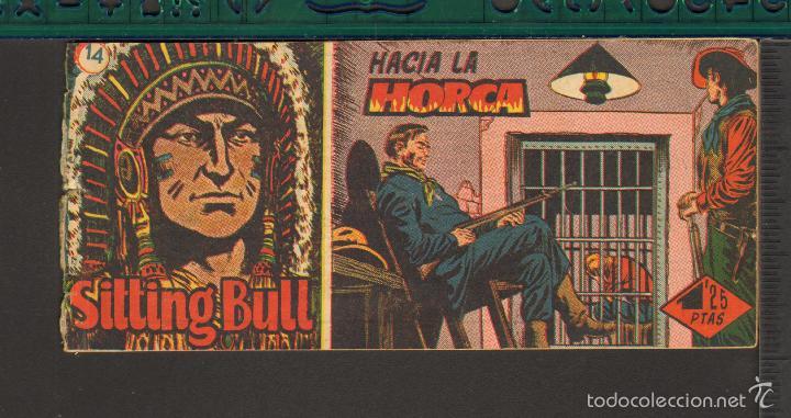 Tebeos: TEBEOS-COMICS CANDY - SITTING BULL - HISPANOAMERICANA 1951 - COMPLETA - ORIGINAL - *BB99 - Foto 14 - 58328372