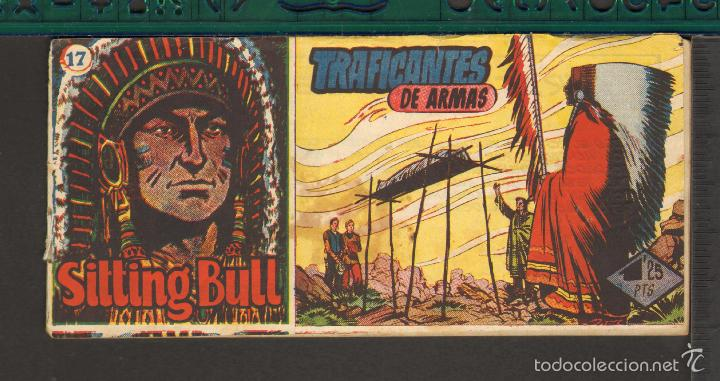 Tebeos: TEBEOS-COMICS CANDY - SITTING BULL - HISPANOAMERICANA 1951 - COMPLETA - ORIGINAL - *BB99 - Foto 17 - 58328372
