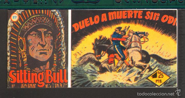 Tebeos: TEBEOS-COMICS CANDY - SITTING BULL - HISPANOAMERICANA 1951 - COMPLETA - ORIGINAL - *BB99 - Foto 27 - 58328372