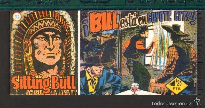 Tebeos: TEBEOS-COMICS CANDY - SITTING BULL - HISPANOAMERICANA 1951 - COMPLETA - ORIGINAL - *BB99 - Foto 52 - 58328372