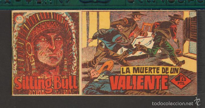 Tebeos: TEBEOS-COMICS CANDY - SITTING BULL - HISPANOAMERICANA 1951 - COMPLETA - ORIGINAL - *BB99 - Foto 53 - 58328372