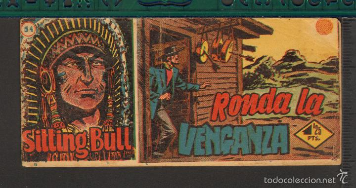 Tebeos: TEBEOS-COMICS CANDY - SITTING BULL - HISPANOAMERICANA 1951 - COMPLETA - ORIGINAL - *BB99 - Foto 54 - 58328372