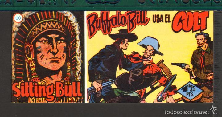 Tebeos: TEBEOS-COMICS CANDY - SITTING BULL - HISPANOAMERICANA 1951 - COMPLETA - ORIGINAL - *BB99 - Foto 60 - 58328372