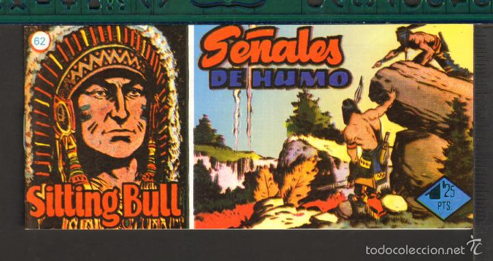Tebeos: TEBEOS-COMICS CANDY - SITTING BULL - HISPANOAMERICANA 1951 - COMPLETA - ORIGINAL - *BB99 - Foto 62 - 58328372