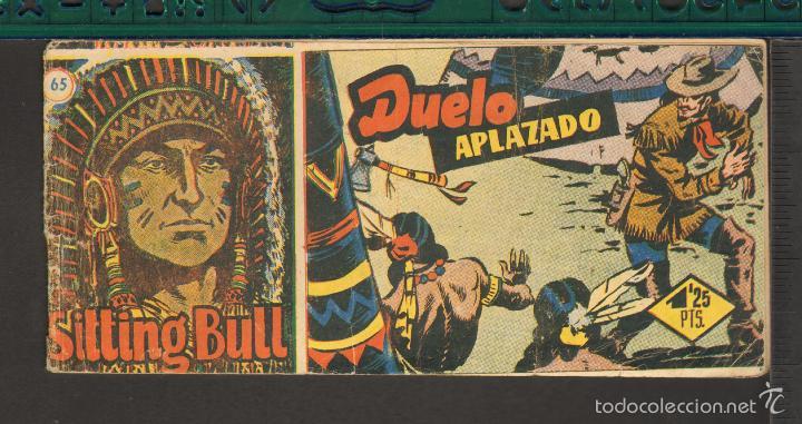 Tebeos: TEBEOS-COMICS CANDY - SITTING BULL - HISPANOAMERICANA 1951 - COMPLETA - ORIGINAL - *BB99 - Foto 65 - 58328372