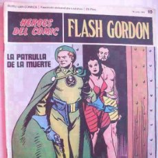 Tebeos: FLASH GORDON , Nº 10 . 1971. Lote 58851901