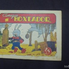 Tebeos: CONEJIN BOXEADOR - HISPANO AMERICANA - . Lote 59519019