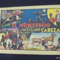 Tebeos: MERLIN EL MAGO - Nº 7 - EL MONSTRUO DE LAS DOS CABEZAS - HISPANO AMERICANA - . Lote 59898831