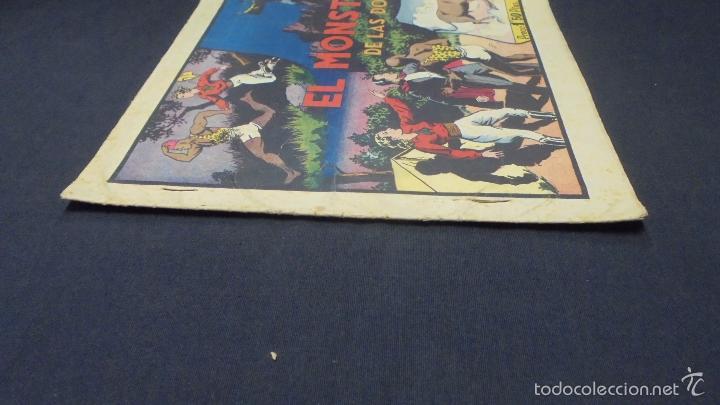 Tebeos: MERLIN EL MAGO - Nº 7 - EL MONSTRUO DE LAS DOS CABEZAS - HISPANO AMERICANA - - Foto 2 - 59898831