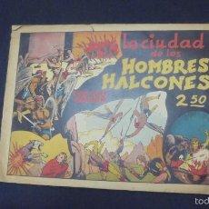 Tebeos: FLAS GORDON - Nº 2 - LA CIUDAD DE LOS HOMBRES HALCONES - HISPANO AMERICANA - . Lote 59899451