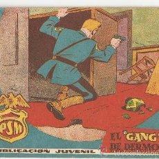 Tebeos: LA PATRULLA SIN MIEDO, AÑO 1.961. Nº 14. ORIGINAL, EDITORIAL HISPANO AMERICANA.. Lote 60691651