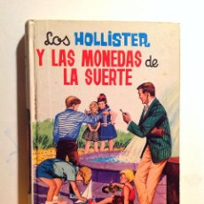 Tebeos: COLECCIÓN 26 TOMOS LOS HOLLISTER Y LAS MONEDAS DE LA SUERTE AÑO 1969. Lote 106909175