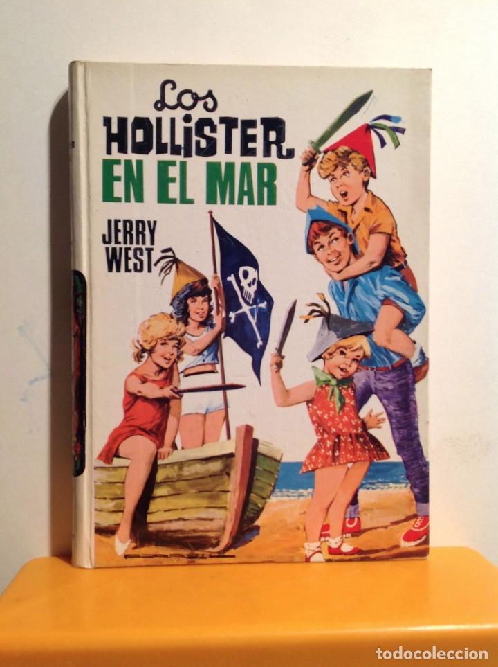 Tebeos: Colección 26 Tomos Los Hollister Y Las Monedas De La Suerte Año 1969 - Foto 2 - 106909175
