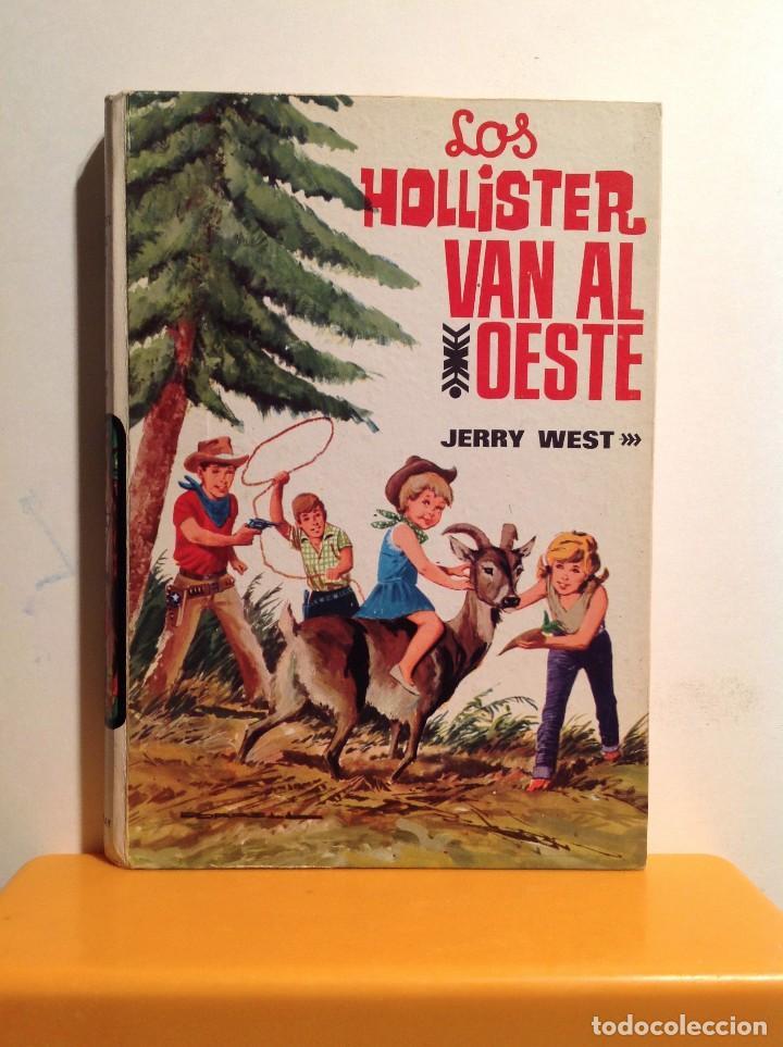 Tebeos: Colección 26 Tomos Los Hollister Y Las Monedas De La Suerte Año 1969 - Foto 3 - 106909175
