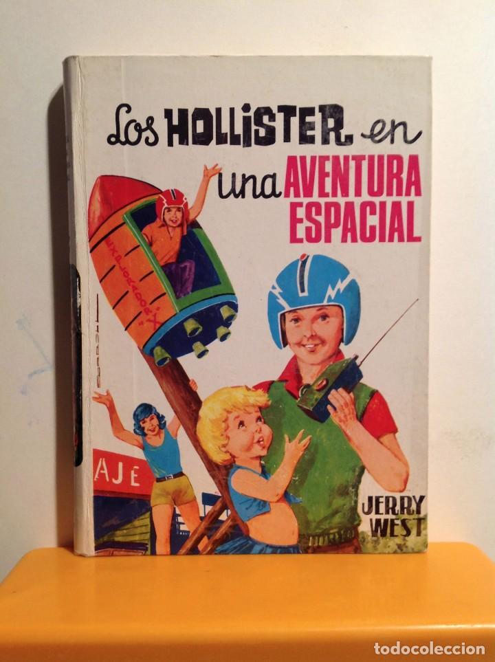 Tebeos: Colección 26 Tomos Los Hollister Y Las Monedas De La Suerte Año 1969 - Foto 4 - 106909175