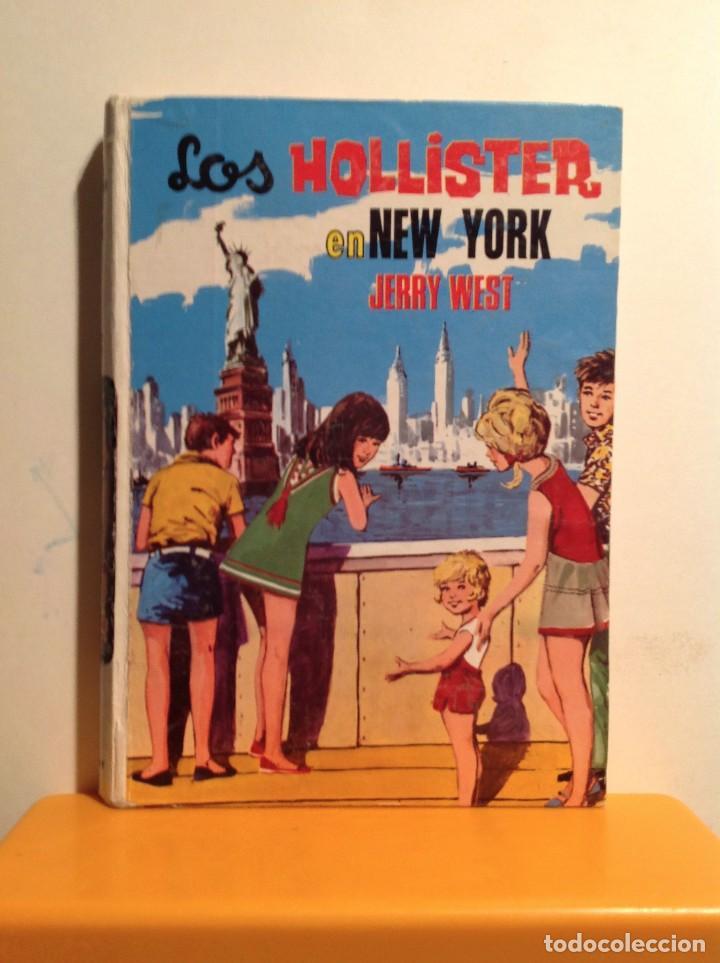 Tebeos: Colección 26 Tomos Los Hollister Y Las Monedas De La Suerte Año 1969 - Foto 5 - 106909175