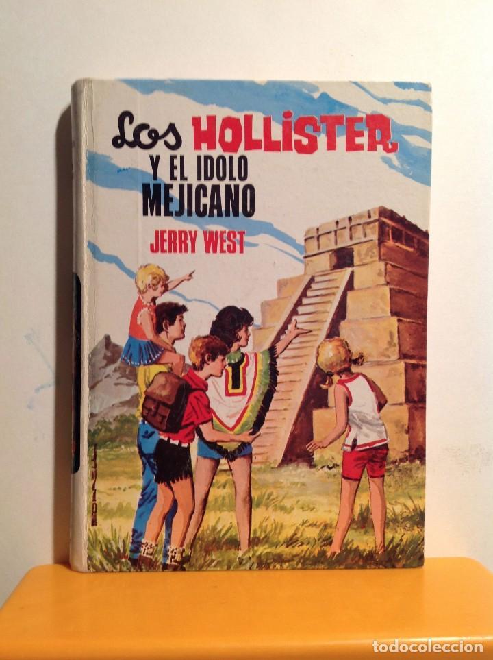 Tebeos: Colección 26 Tomos Los Hollister Y Las Monedas De La Suerte Año 1969 - Foto 7 - 106909175
