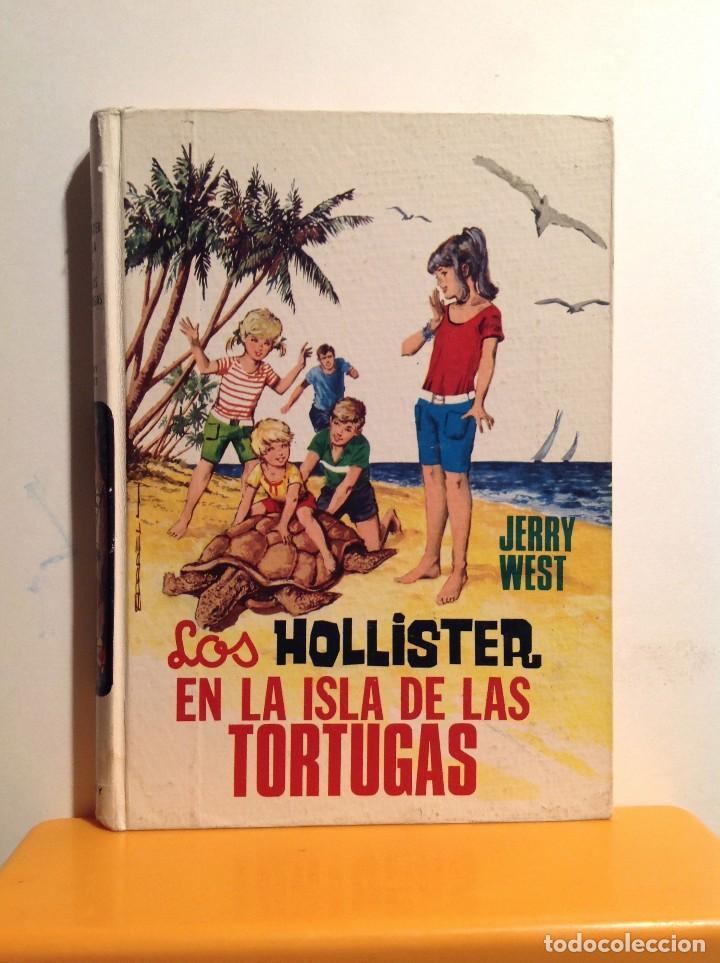 Tebeos: Colección 26 Tomos Los Hollister Y Las Monedas De La Suerte Año 1969 - Foto 8 - 106909175