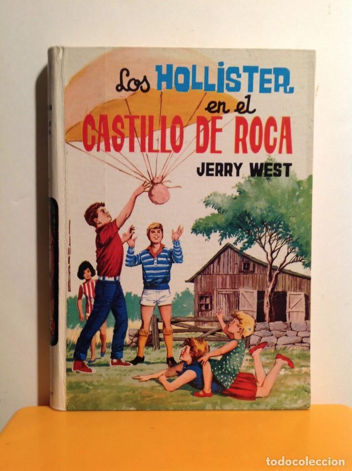 Tebeos: Colección 26 Tomos Los Hollister Y Las Monedas De La Suerte Año 1969 - Foto 10 - 106909175