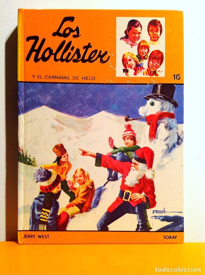 Tebeos: Colección 26 Tomos Los Hollister Y Las Monedas De La Suerte Año 1969 - Foto 11 - 106909175