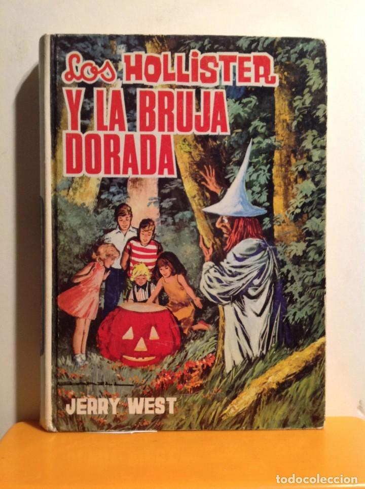 Tebeos: Colección 26 Tomos Los Hollister Y Las Monedas De La Suerte Año 1969 - Foto 12 - 106909175