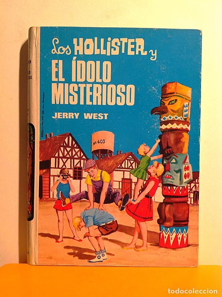 Tebeos: Colección 26 Tomos Los Hollister Y Las Monedas De La Suerte Año 1969 - Foto 16 - 106909175