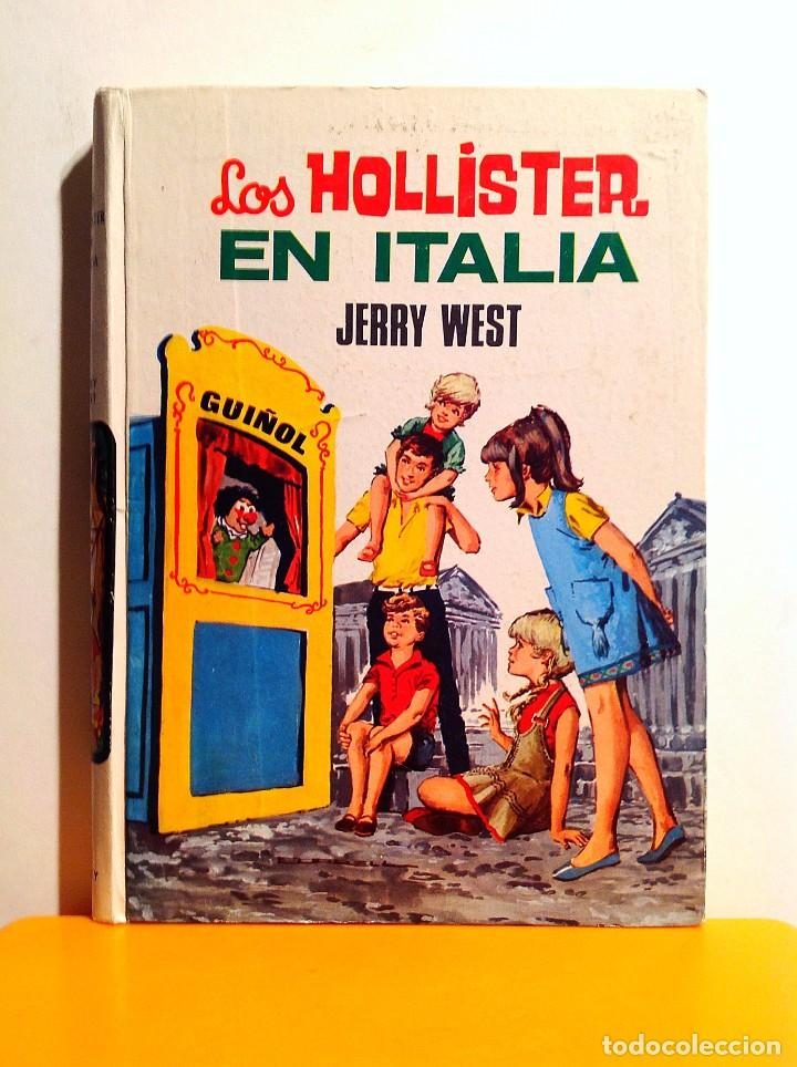 Tebeos: Colección 26 Tomos Los Hollister Y Las Monedas De La Suerte Año 1969 - Foto 17 - 106909175
