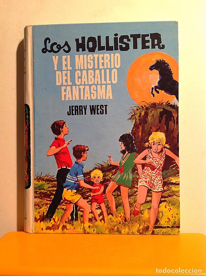 Tebeos: Colección 26 Tomos Los Hollister Y Las Monedas De La Suerte Año 1969 - Foto 21 - 106909175