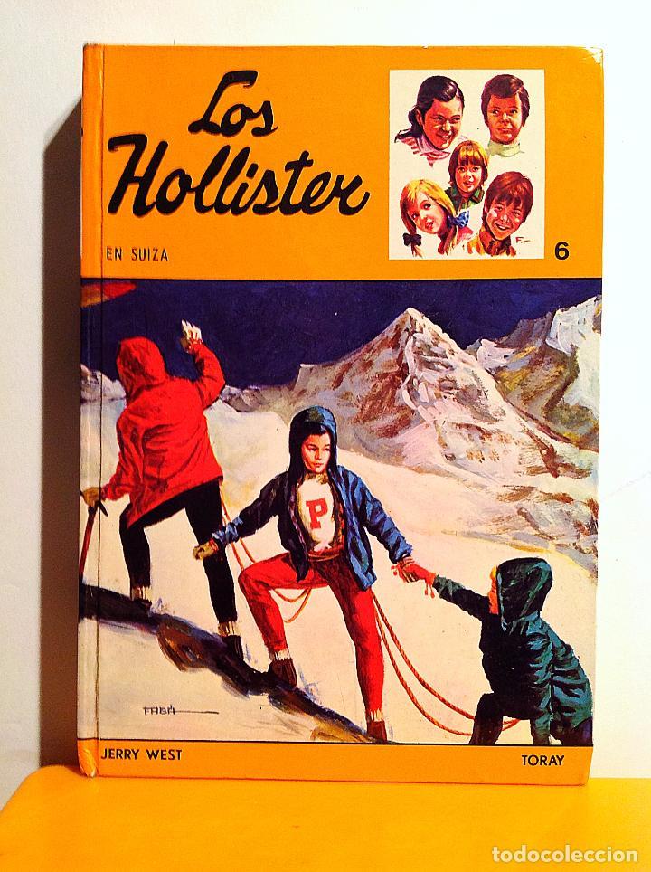 Tebeos: Colección 26 Tomos Los Hollister Y Las Monedas De La Suerte Año 1969 - Foto 23 - 106909175