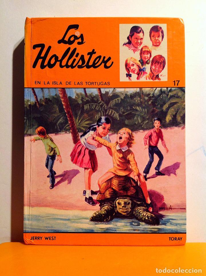 Tebeos: Colección 26 Tomos Los Hollister Y Las Monedas De La Suerte Año 1969 - Foto 24 - 106909175