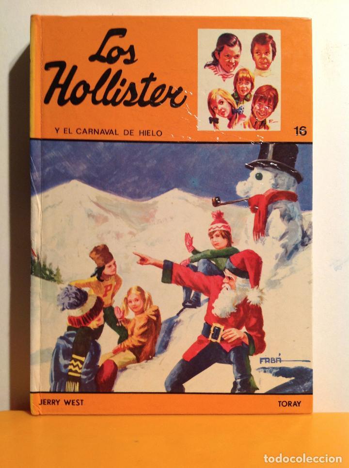 Tebeos: Colección 26 Tomos Los Hollister Y Las Monedas De La Suerte Año 1969 - Foto 26 - 106909175