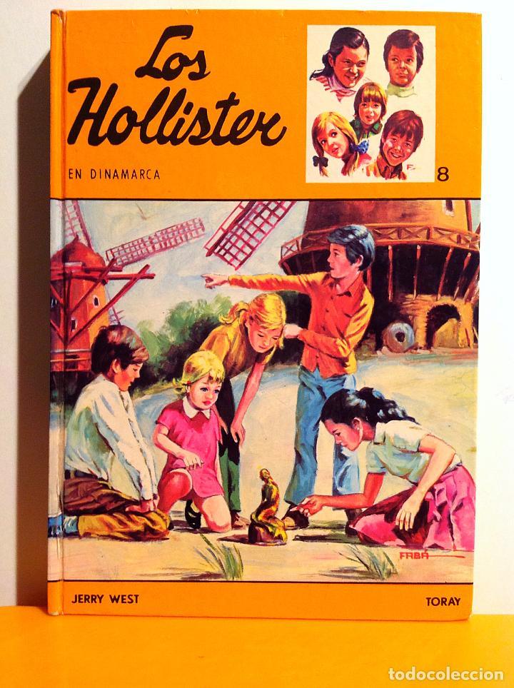 Tebeos: Colección 26 Tomos Los Hollister Y Las Monedas De La Suerte Año 1969 - Foto 27 - 106909175