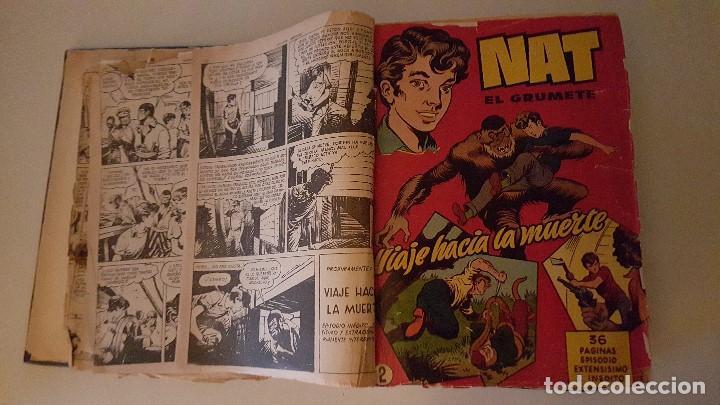 NAT EL GRUMETE Nº 1 AL 37 (Tebeos y Comics - Hispano Americana - Otros)