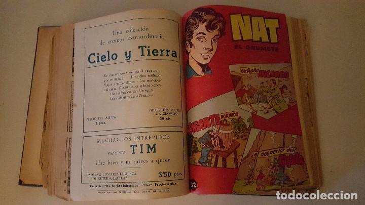 Tebeos: NAT EL GRUMETE Nº 1 AL 37 - Foto 5 - 62774776