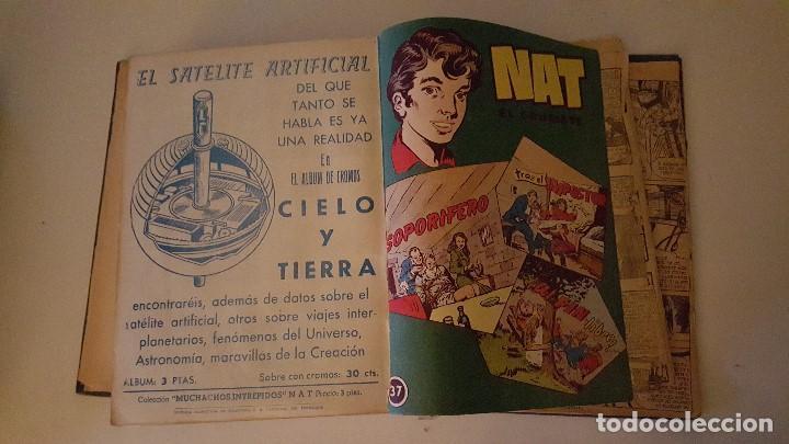 Tebeos: NAT EL GRUMETE Nº 1 AL 37 - Foto 6 - 62774776