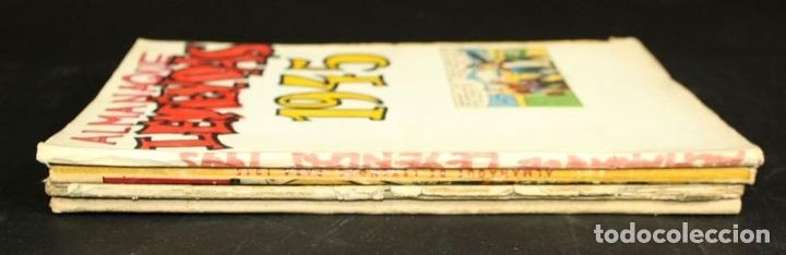 Tebeos: 8062 - EDICIONES HISPANO AMERICANAS. 4 ALMANAQUES(VER DESCRIPCIÓN). 1945/1946. - Foto 10 - 62809772