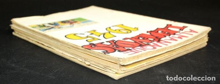 Tebeos: 8062 - EDICIONES HISPANO AMERICANAS. 4 ALMANAQUES(VER DESCRIPCIÓN). 1945/1946. - Foto 11 - 62809772