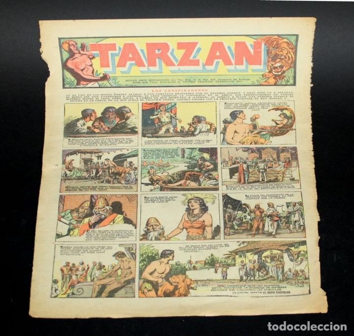Tebeos: 8065 - LOTE COMICS TARZAN. 77 EJEMPLARES(VER DESCRIP). EDIC. H. AMERICANA. AÑOS 30. - Foto 2 - 62873472