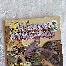 Tebeos: (SEVILLA ) EL HOMBRE ENMASCARADO - EDICION HISTORICA SELECCION 2 (Nº 5, 6, 7, 8).. Lote 63153524