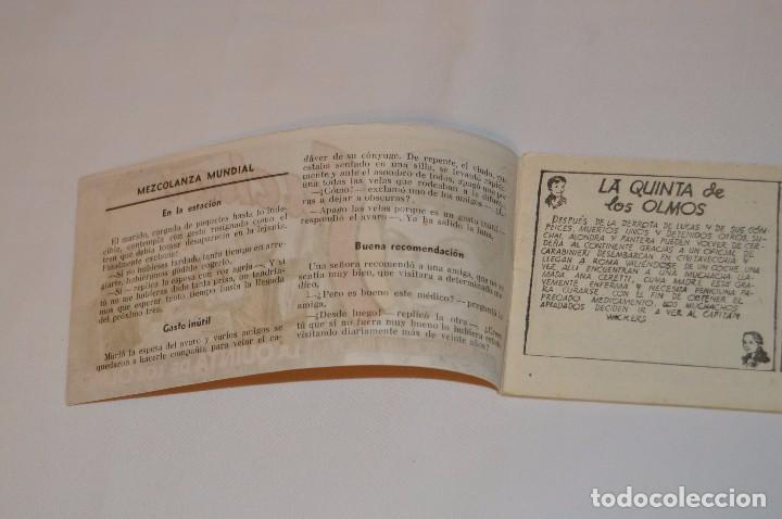 Tebeos: SUCHAI - EL PEQUEÑO LIMPIABOTAS - Nº 87 - MUY ANTIGUO - MIRA LAS FOTOS PARA MÁS DETALLE - Foto 4 - 63641451