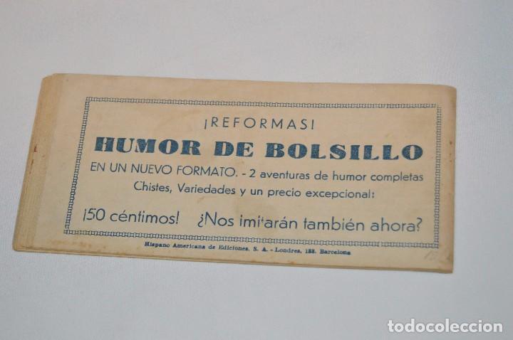 Tebeos: SUCHAI - EL PEQUEÑO LIMPIABOTAS - Nº 76 - MUY ANTIGUO - MIRA LAS FOTOS PARA MÁS DETALLE - Foto 2 - 63642231