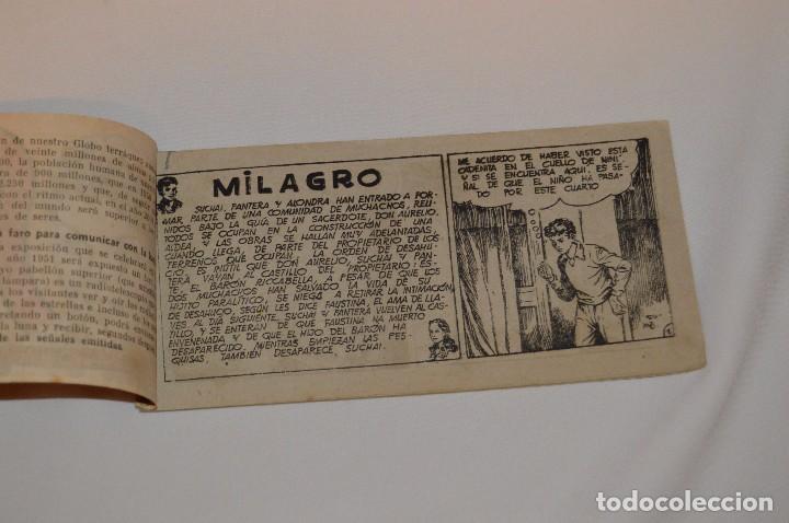 Tebeos: SUCHAI - EL PEQUEÑO LIMPIABOTAS - Nº 103 - MUY ANTIGUO - MIRA LAS FOTOS PARA MÁS DETALLE - Foto 3 - 63642815