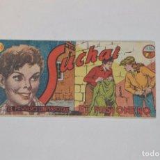 Comics - SUCHAI - EL PEQUEÑO LIMPIABOTAS - Nº 104 - MUY ANTIGUO - MIRA LAS FOTOS PARA MÁS DETALLE - 63642883