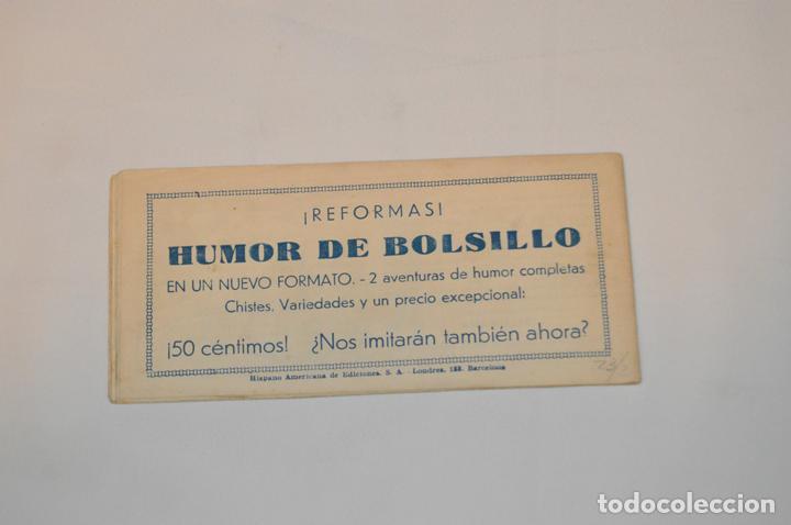 Tebeos: SUCHAI - EL PEQUEÑO LIMPIABOTAS - Nº 74 - MUY ANTIGUO - MIRA LAS FOTOS PARA MÁS DETALLE - Foto 2 - 63643019