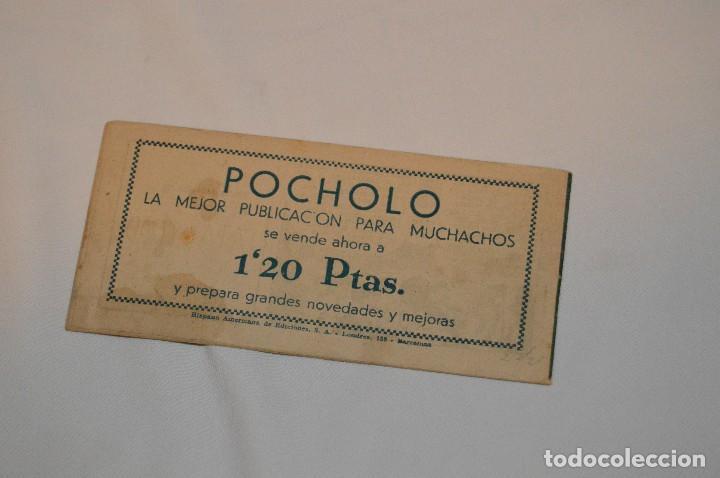 Tebeos: SUCHAI - EL PEQUEÑO LIMPIABOTAS - Nº 125 - MUY ANTIGUO - MIRA LAS FOTOS PARA MÁS DETALLE - Foto 2 - 63644111