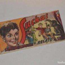 Comics - SUCHAI - EL PEQUEÑO LIMPIABOTAS - Nº 58 - MUY ANTIGUO - MIRA LAS FOTOS PARA MÁS DETALLE - 63645715